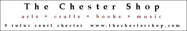 the chester shop banner
