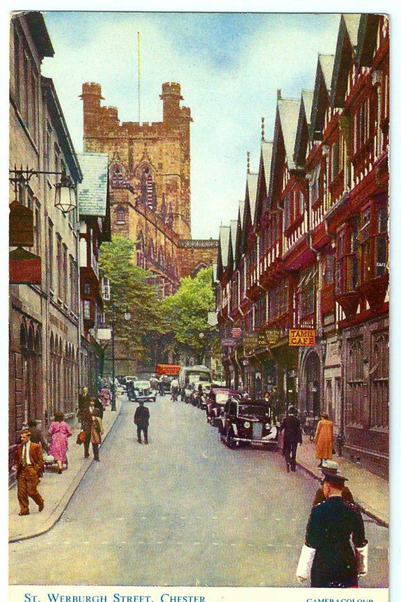 cathedral and st werburgh street