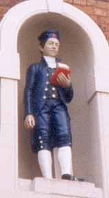 bluecoat boy