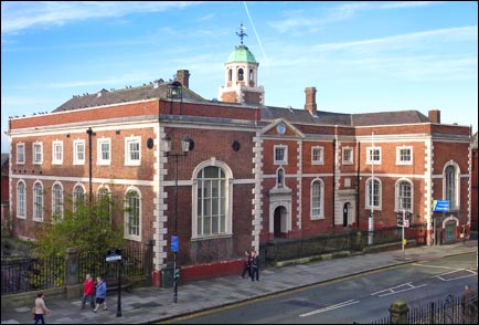 the bluecoat school
