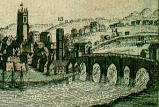 old dee bridge 1753