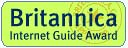 britannica internet guide award