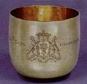 Grosvenor cup 1792