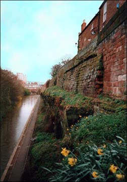 north wall and canal