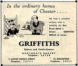 griffiths advert 1955