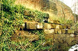 roman harbour wall