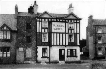 the painter's arms