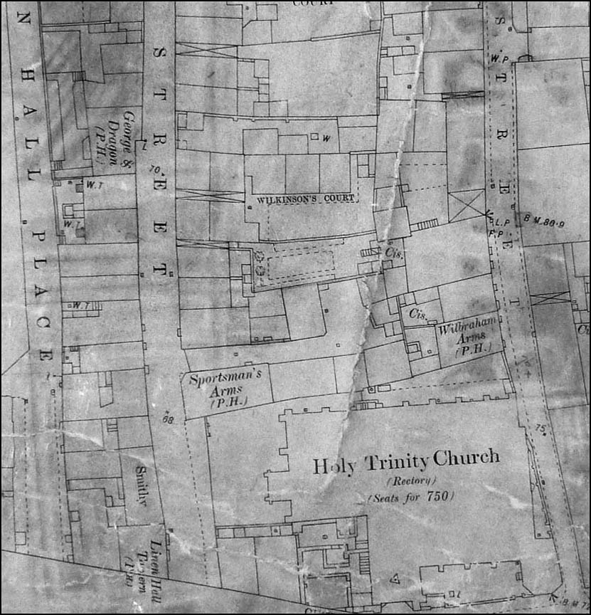 old chester map
