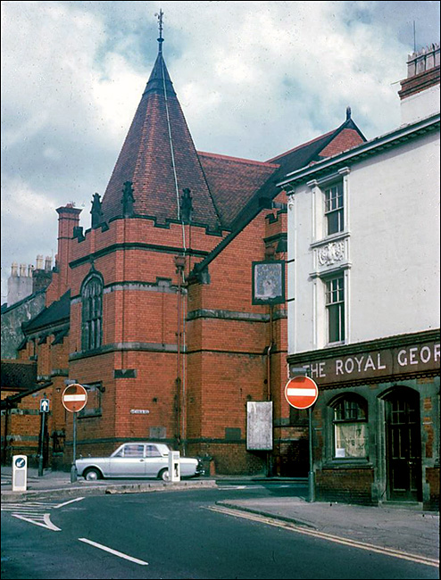 royal george and methodist church