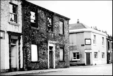 railway inn, saltney
