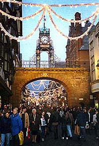 eastgate xmas shoppers