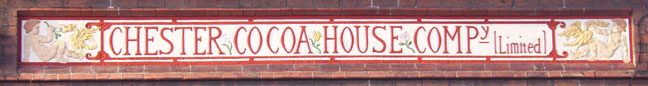 cocoa house sign