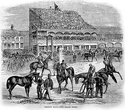 chester races 1863