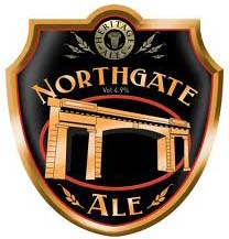 northgate ale badge