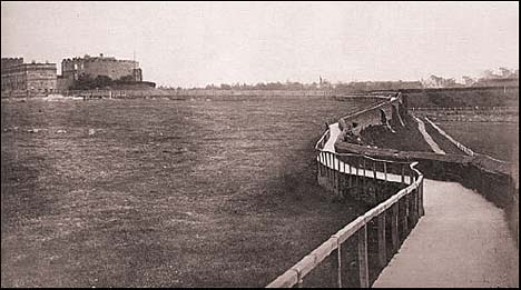old view of nun's field