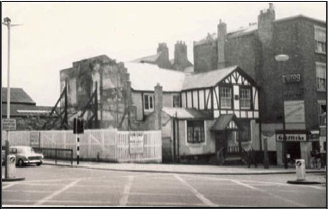 red lion 1971