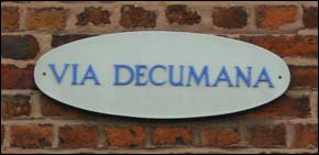 via decumana sign