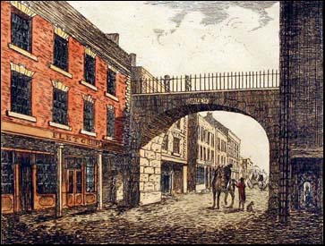 eastgate in 1820