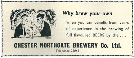northgate brewery advert