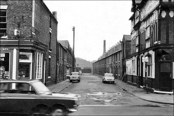 victor street 60s