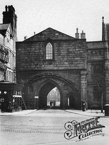 abbey gateway frith