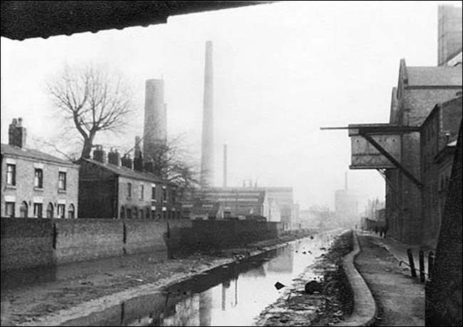 chester canal 1920s