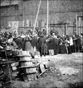 founding of town hall 1863
