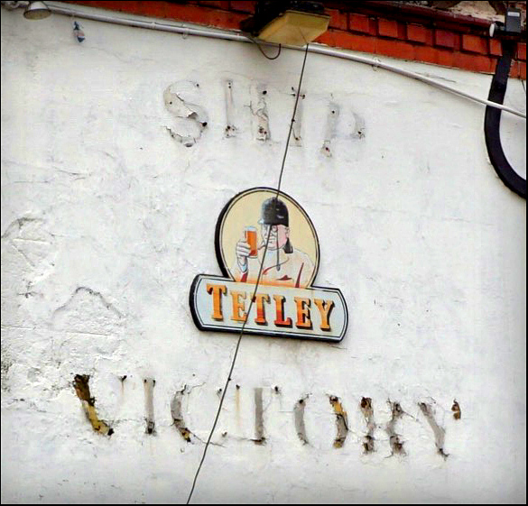 demolition of ship victory 11/15
