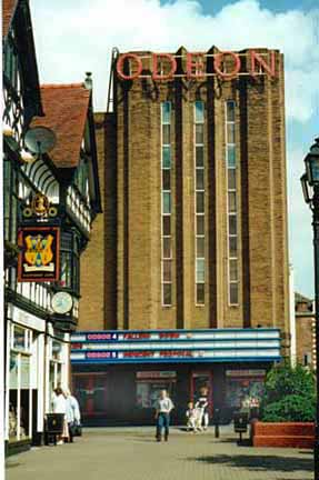 Odeon cinema, Chester