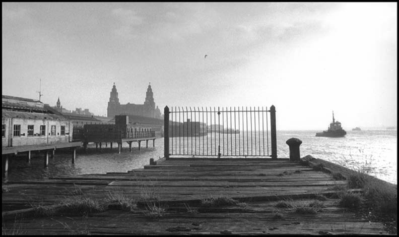 Liverpool waterfront gateway to empire