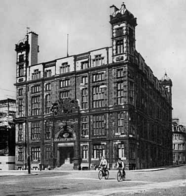 The Sailor's Home, Liverpool